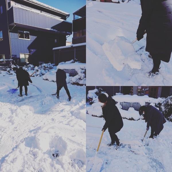 関東大雪!!